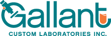 Gallant Custom Laboratories Inc Logo